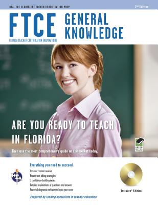 Ftce General Knowledge W/Online Practice Tests By Leasha, Barry